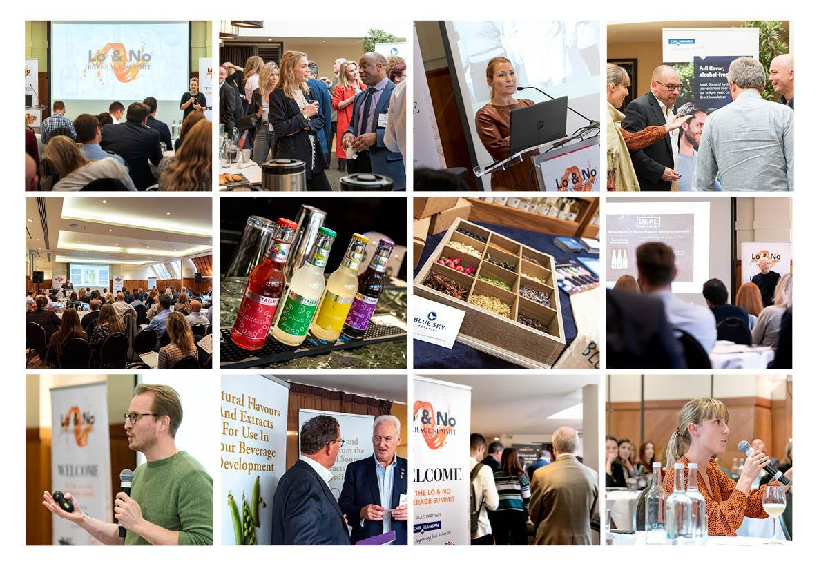 Lo & No Beverage Summit 2019 highlight images
